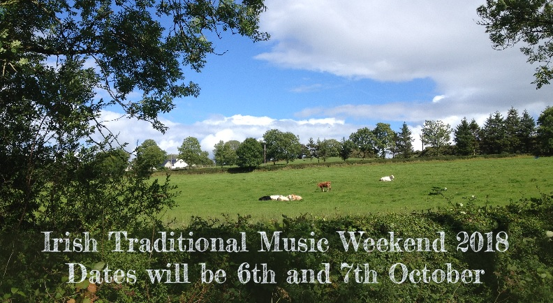 Irish Traditional Music Weekend 2018